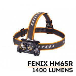 Fenix HM65 R (1400 Lumens) Christmas Special