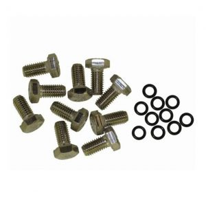 Raumer M8 bolts Stainless