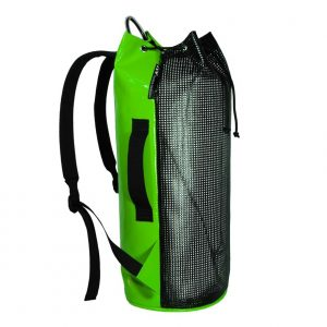 Aventure Verticale Water Grille 35 litre - Green